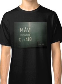 MAV - Cax418 of Hungary Classic T-Shirt