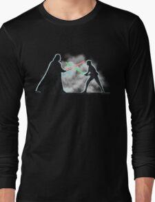 Vader Luke duel Long Sleeve T-Shirt