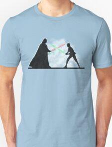 Vader Luke duel Unisex T-Shirt