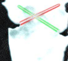 Vader Luke duel Sticker