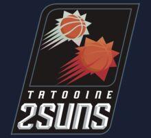 Tatooine 2Suns - Star Wars Sports Teams Kids Clothes