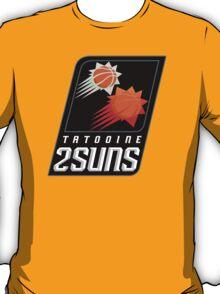 Tatooine 2Suns - Star Wars Sports Teams T-Shirt