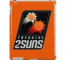 Tatooine 2Suns - Star Wars Sports Teams iPad Case/Skin