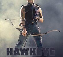 Hawkeye: The Movie by alizamintz