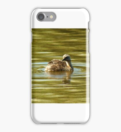 Grebe iPhone Case/Skin
