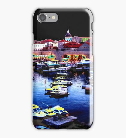 Different type of harbour iPhone Case/Skin