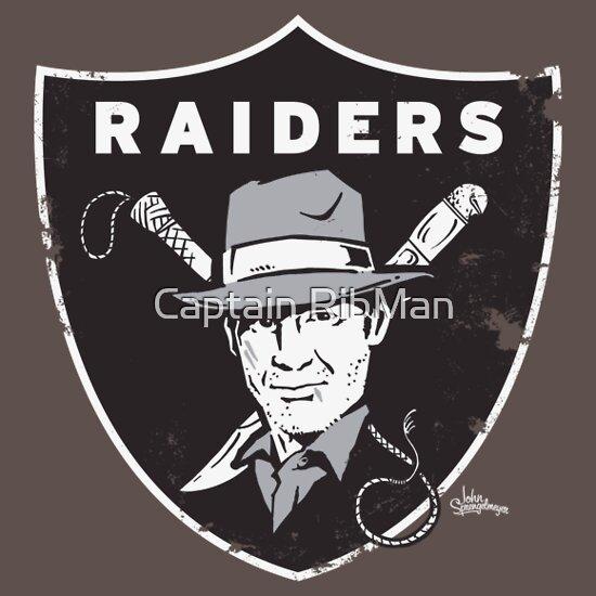 TShirtGifter presents: Raiders Of The Lost Fan