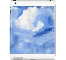 Always the Window Seat No.5 iPad Case/Skin