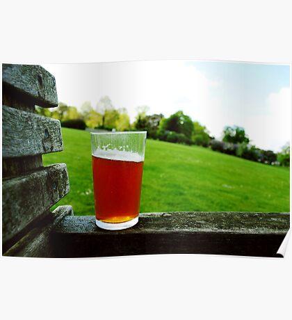 Summer Beer. Poster