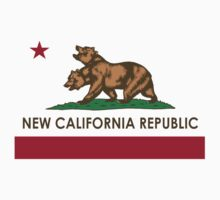 Fallout New Vegas - NCR Logo (New California Republic) by STGaming