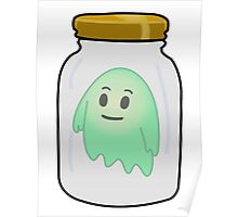 Ghost In A Jar Poster