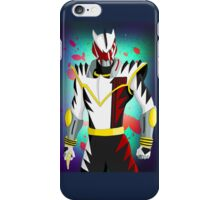 White Shadow Ranger iPhone Case/Skin