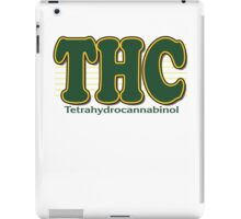 THC Cannabis iPad Case/Skin