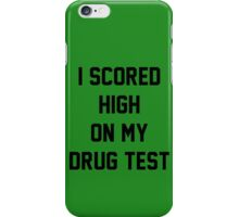 Funny Marijuana iPhone Case/Skin