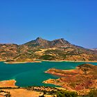 Embalse de Zahara by Billy Hodgkins