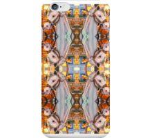 Carousel Horse - Kaleidoscope iPhone Case/Skin