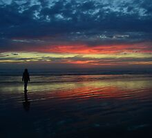 Reflecting by aubrey-pitts