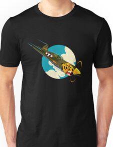 Aleutian Flying Tigers P-40  Unisex T-Shirt