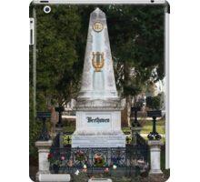 Grave Of Ludwig Van Beethoven iPad Case/Skin
