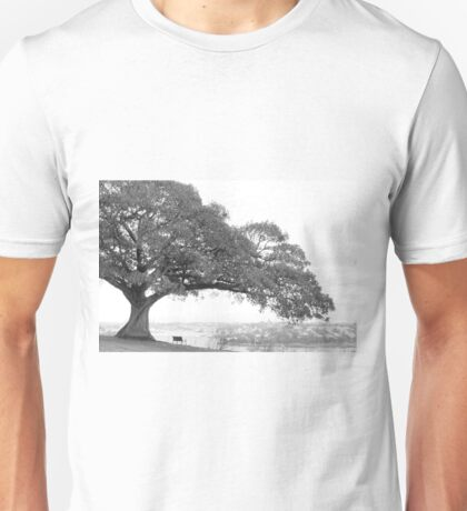 Observe and contemplate Unisex T-Shirt