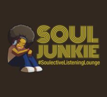 SOULective Listening Lounge Tee - 010 by urbanity
