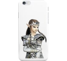 Zelda Ink iPhone Case/Skin
