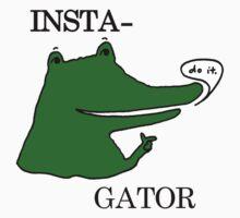 Inst(i)gator 2.0 Kids Tee