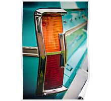 EH Holden Taillights Poster
