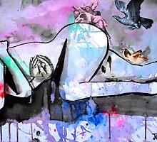 dreams,nightmares and goya by Loui  Jover