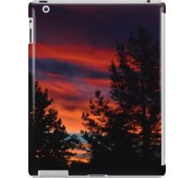 Sky on Fire iPad Case/Skin
