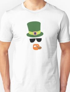 Heisenberg St Patty's Day Unisex T-Shirt