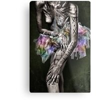 Gomorrah's Destruction: Metal Print