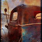 Cold Truck by Sherry Adkins