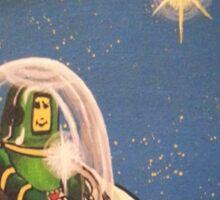 Space Toys Sticker