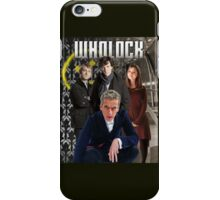 Wholock iPhone Case/Skin