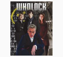 Wholock Kids Tee