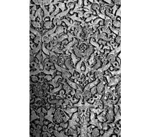 Spanish Wall Pattern 3 Photographic Print
