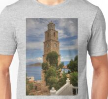 Nimborio Clock Tower Unisex T-Shirt