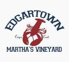 Edgartown - Martha's Vineyards. by America Roadside.