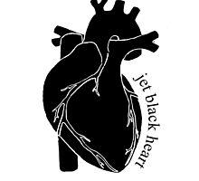 Jet Black Heart 2 by emijanelle