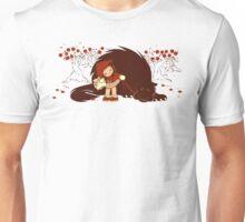 Bossy Red Riding Hood Unisex T-Shirt