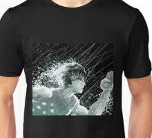 running from the rain Unisex T-Shirt