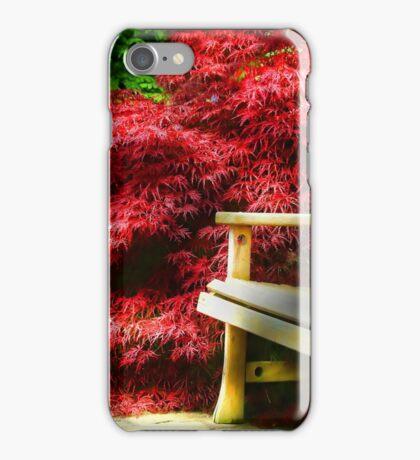""" Seated "" iPhone Case/Skin"
