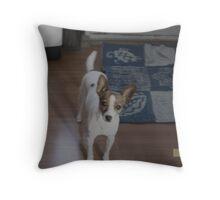 Dog. Throw Pillow