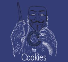 C for Cookie by Andrew Shulman