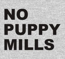 No Puppy Mills by nyah14