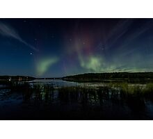 Victory-August Northern Lights Photographic Print