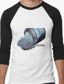 A Glitter Mess Men's Baseball ¾ T-Shirt