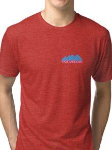 Visit Badlands Tri-blend T-Shirt