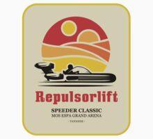 Speeder Classic by stationjack